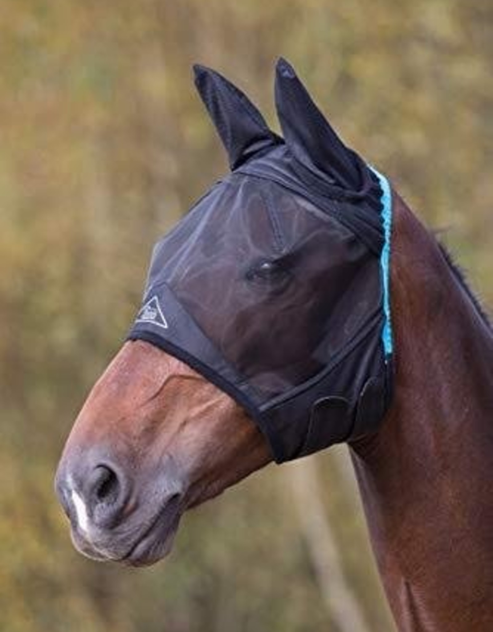 Shires Fine Mesh Fly Mask - With Ears