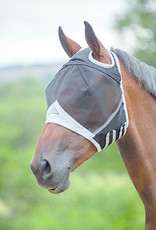 Shires Fine Mesh Fly Mask - No Ears