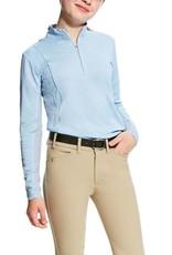 Ariat Kids' Sunstopper 1/4 Zip Shirt