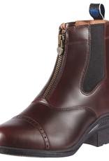 Ariat Ladies Devon Pro VX Zip Paddock Boot - Waxed Chocolate