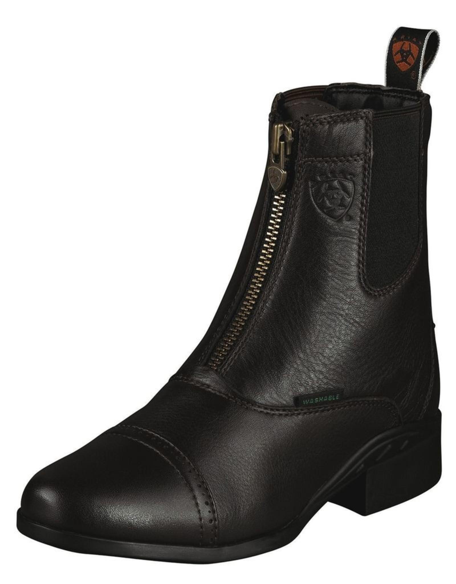 Ariat Ladies Breeze Zip Paddock Boot - Chocolate