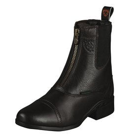 Ariat Ladies Breeze Zip Paddock Boot - Chocolate