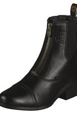 Ariat Ladies Breeze Zip Paddock Boot - Black