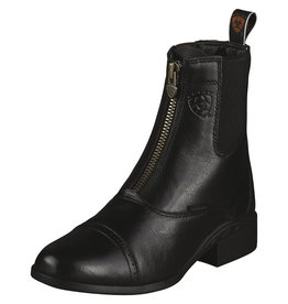 Ariat Ladies Breeze Zip Paddock Boot - Black
