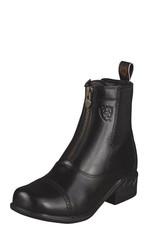 Ariat Ladies Heritage Round Toe Zip Paddock Boot