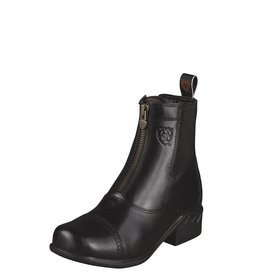 Ariat Ladies Heritage Round Toe Zip Paddock Boot