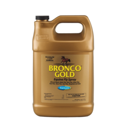 Farnam Bronco Gold Fly Repellent - Gallon