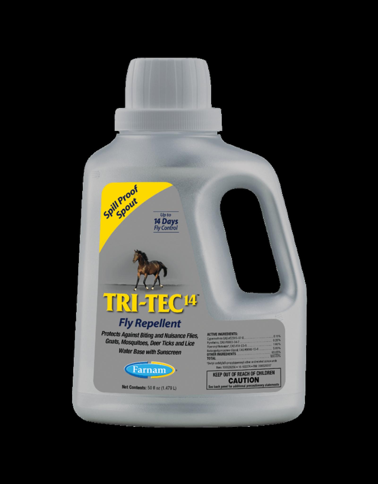 Farnam Tri-Tec 14 Fly Repellent - 50oz