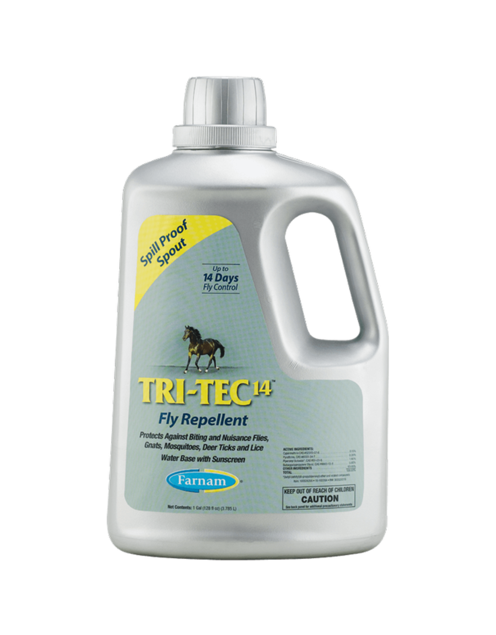 Farnam Tri-Tec 14 Fly Repellent - Gallon