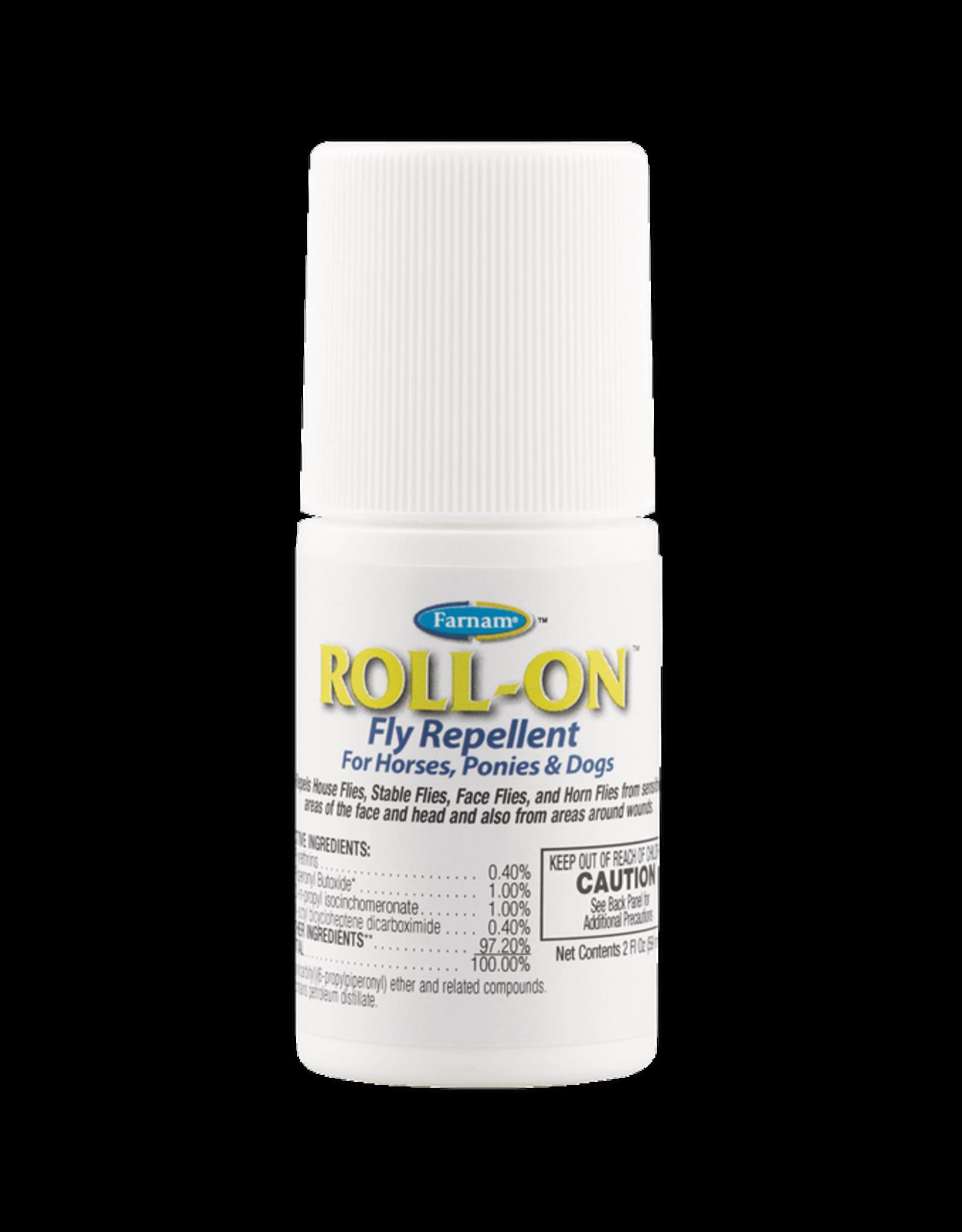 Farnam Roll-On Fly Repellent - 2oz