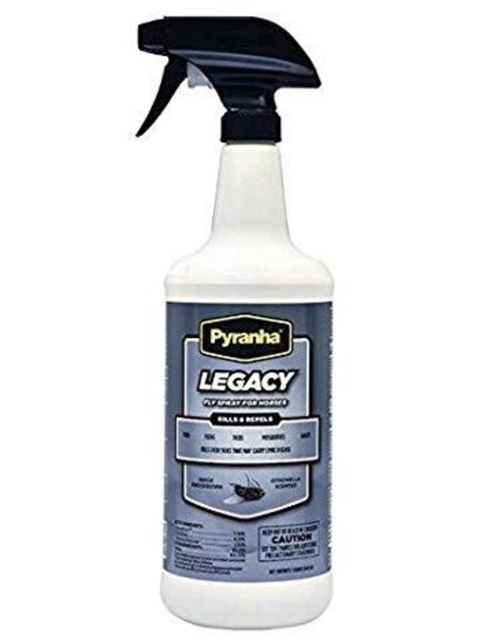 Pyranha Legacy Fly Repellent - 32oz