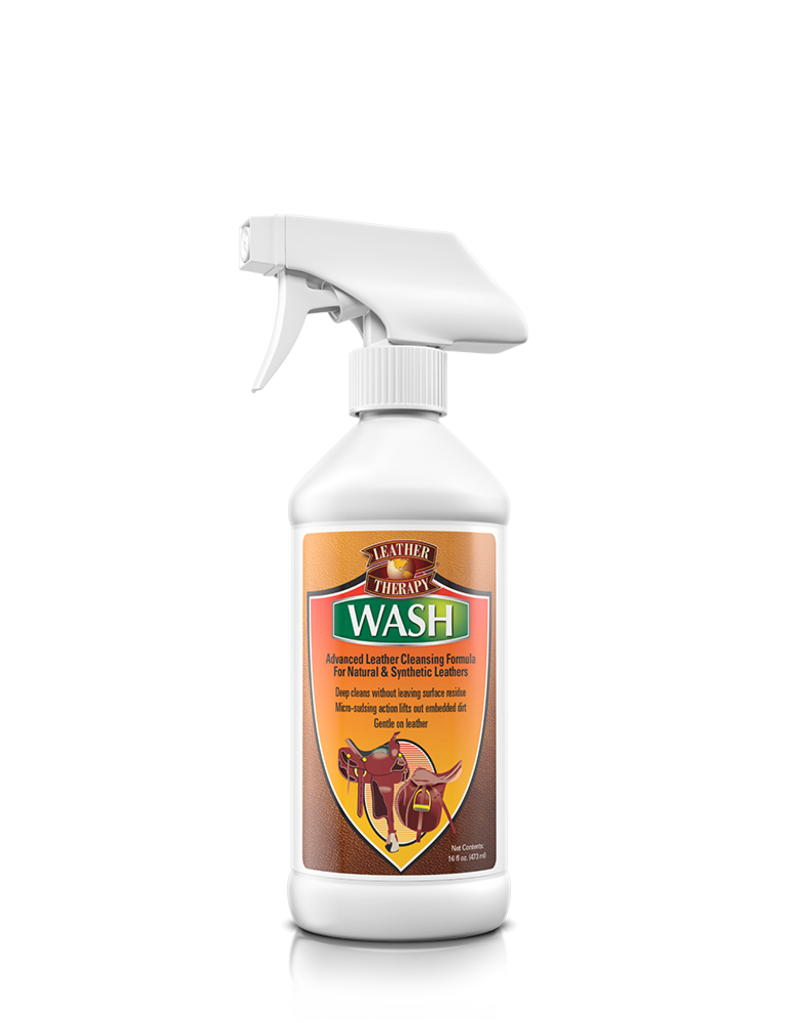 Leather Therapy Wash - 16oz