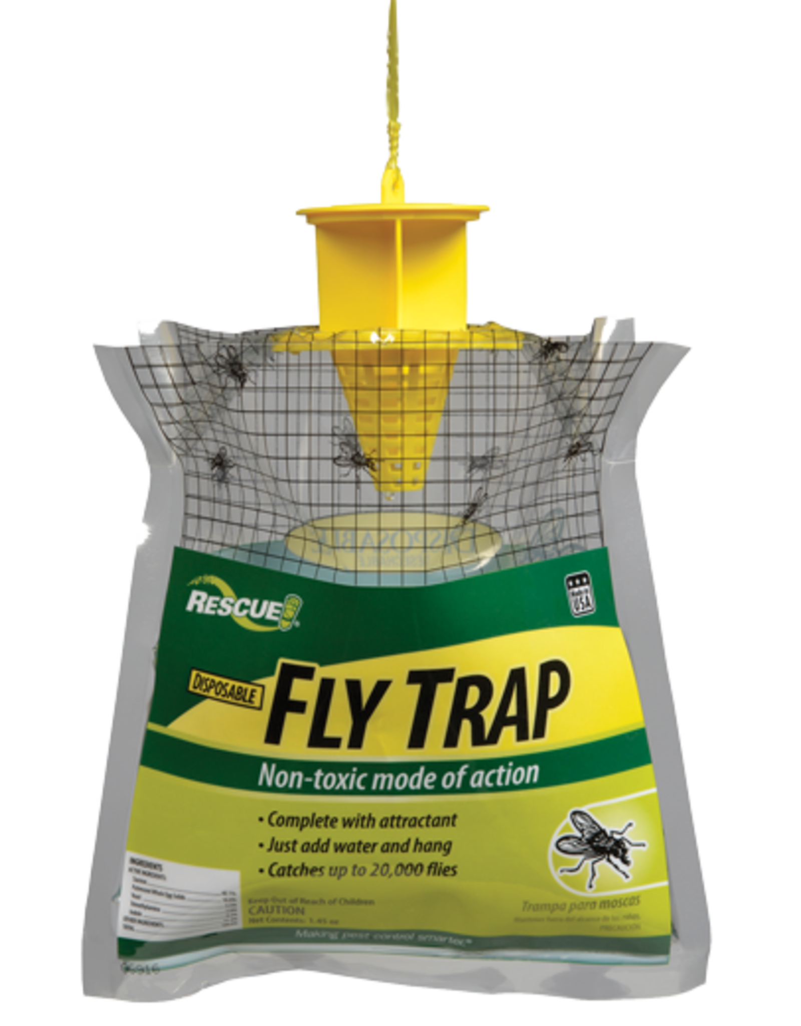 Sterling Rescue! Disposable Fly Trap