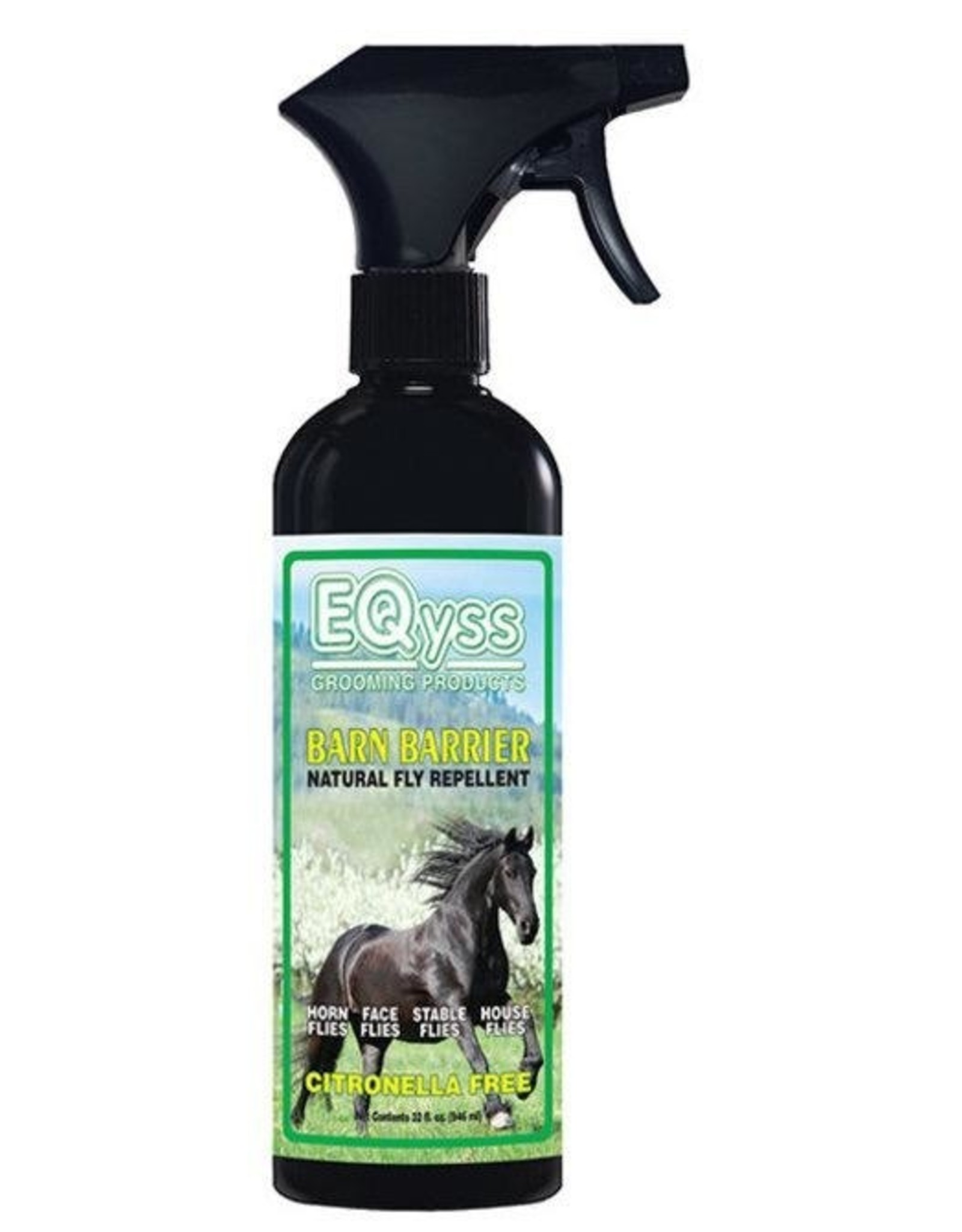 EQyss Barn Barrier Natural Fly Repellent - 32oz