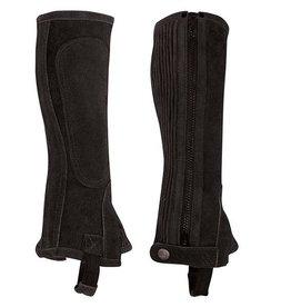 Perri's Leather Perri's Suede Zip Half Chaps