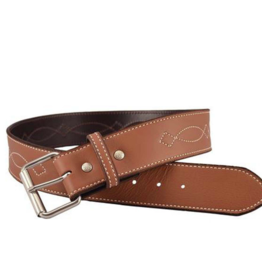 "Rebecca Ray Designs Rebecca Ray 2"" Leather Bridle Stitch Belt"