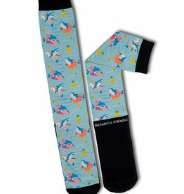 Dreamers  & Schemers Riding Boot Socks