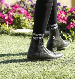 Dreamers & Schemers Dreamers  & Schemers Knit Riding Boot Socks