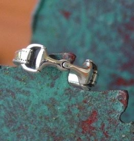 Snaffle Bit Horse Ring