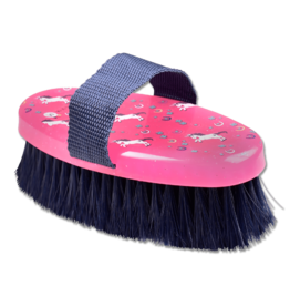 Lucky Unicorn Body Brush