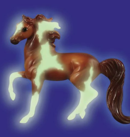 Breyer Glow In The Dark 4-Horse Set