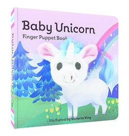 Baby Unicorn Puppet Book