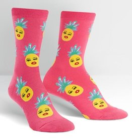 Sock It To Me Ladies' Crew Socks