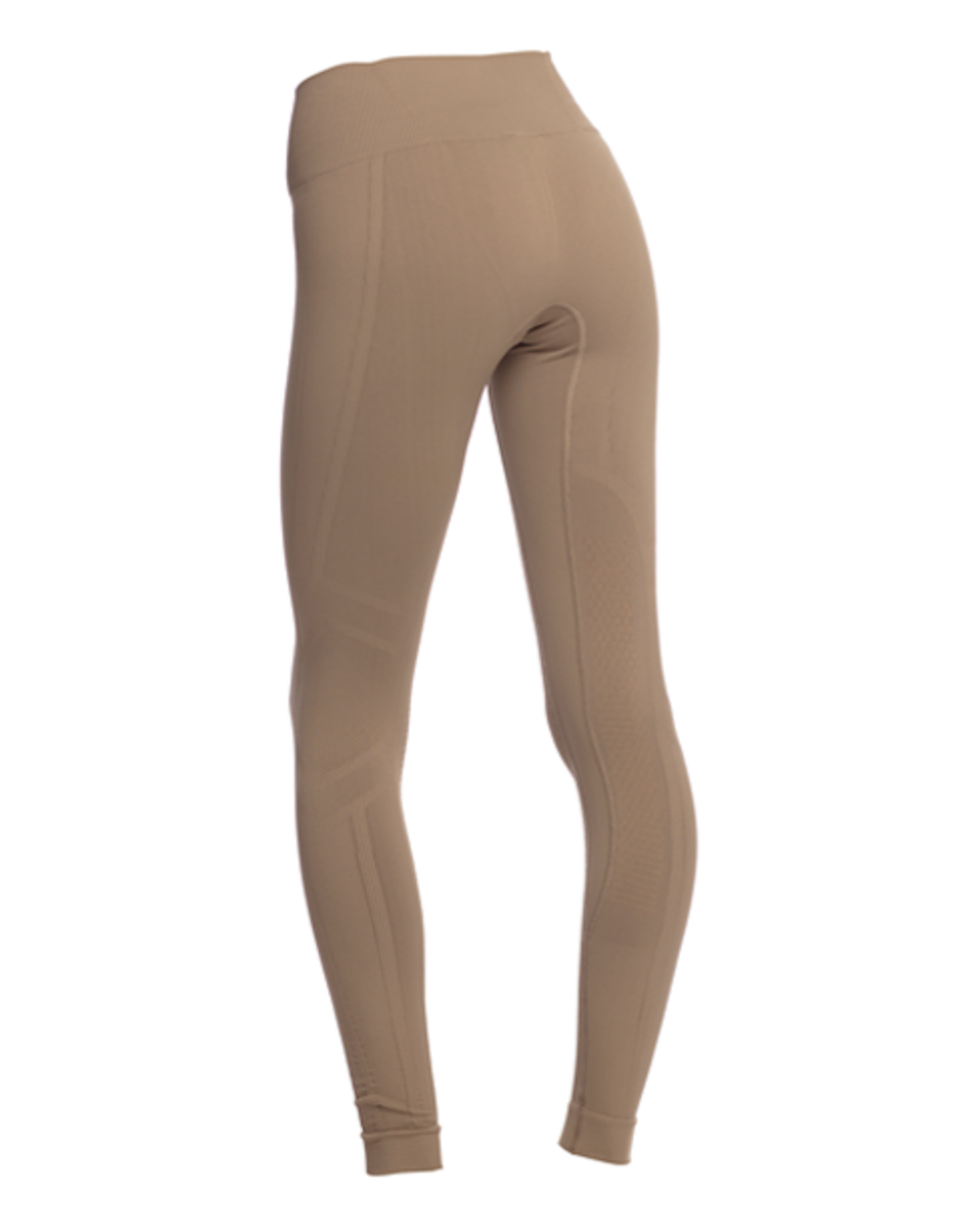 Goode Rider Kids' Seamless Knee Patch Tights
