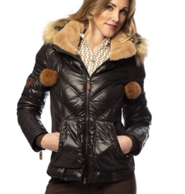 Goode Rider Ladies Luxury Parka
