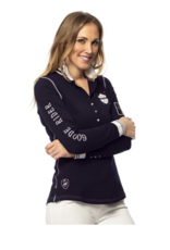 Goode Rider Ladies' Long Sleeve Champion Polo