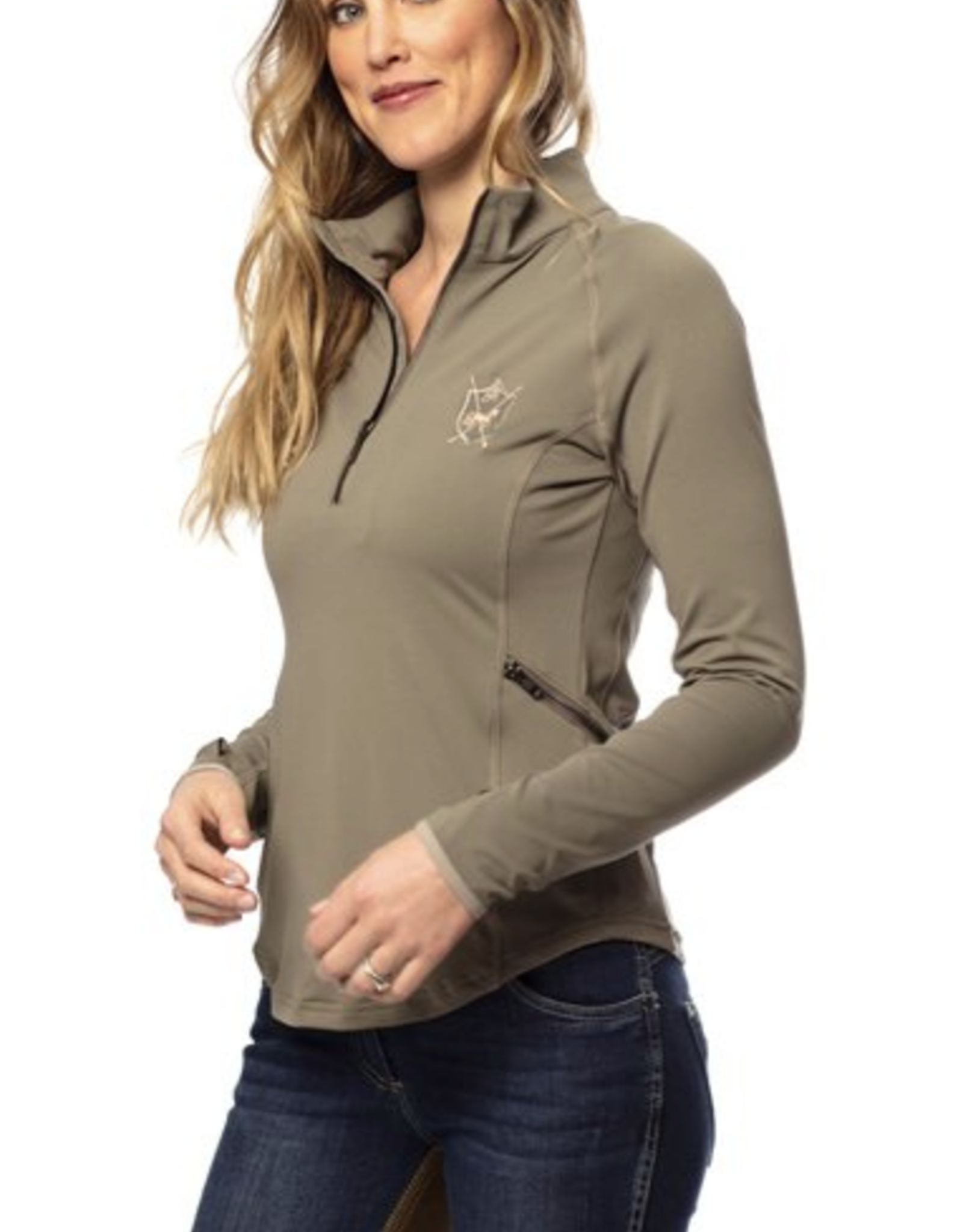 Goode Rider Ladies' In The Lead Shirt
