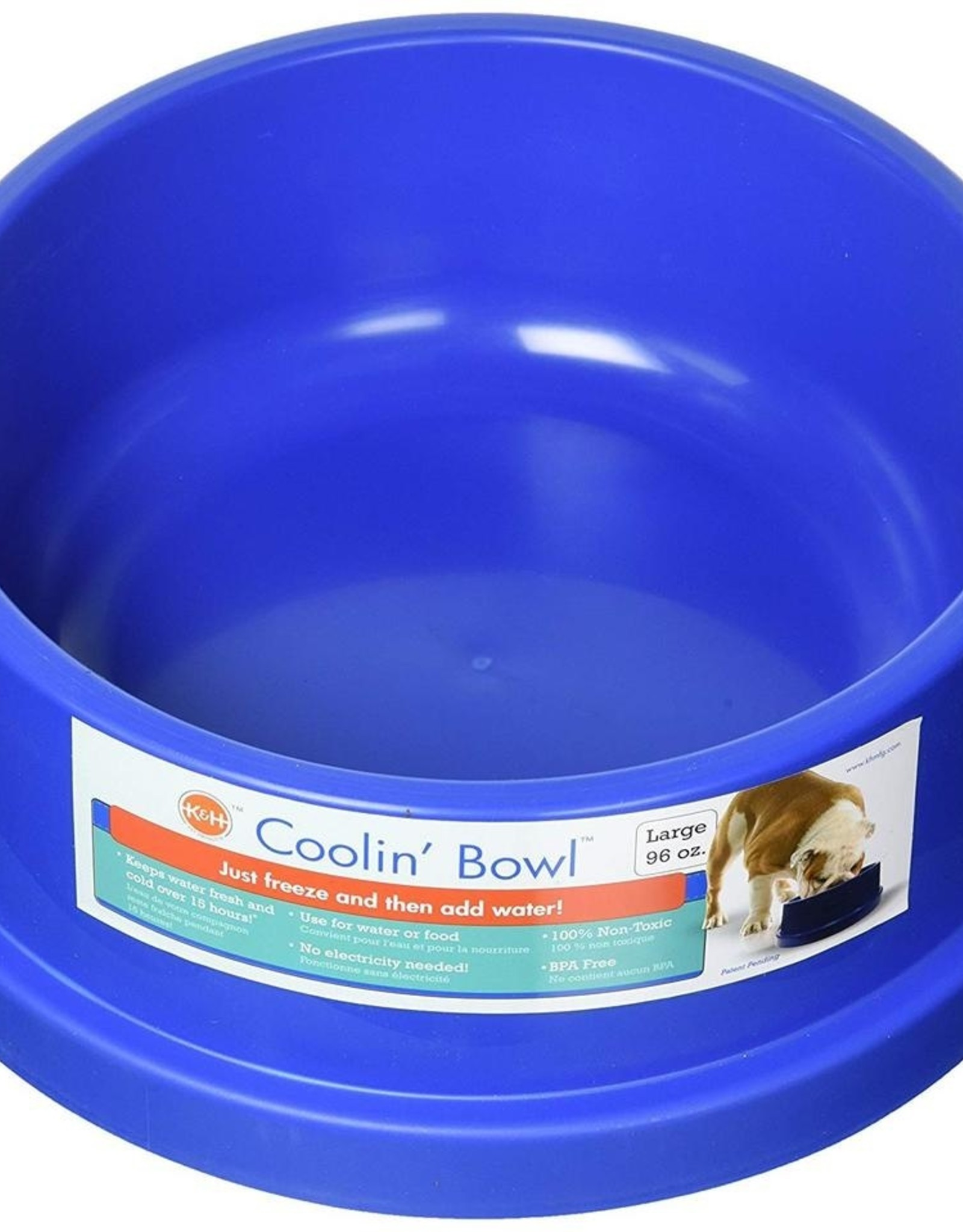 Veterinary Services Coolin' Dog Bowl