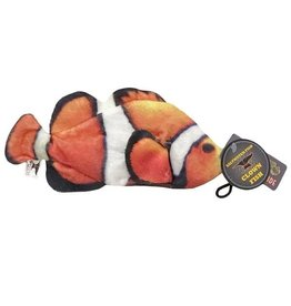 Steel Dog Steel Dog Clown Fish Dog Toy with Rope