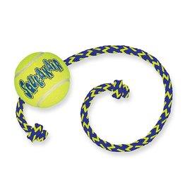 Kong Kong SqueakAir Ball with Rope