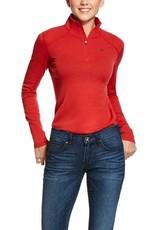 Ariat Ladies' Cadence Wool 1/4 Zip
