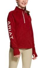 Ariat Kids' Tek Team 1/2 Zip Sweatshirt