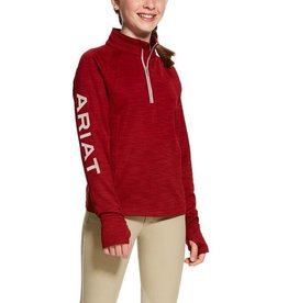 Ariat Kids' Tek Team 1/2 Zip Sweatshirt
