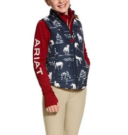 Ariat Kids' Emma Reversible Vest