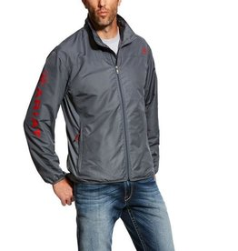 Ariat Men's Ideal Logo Windbreaker