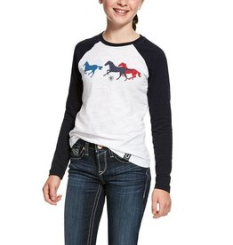 Ariat Kids' Running Horse T-Shirt
