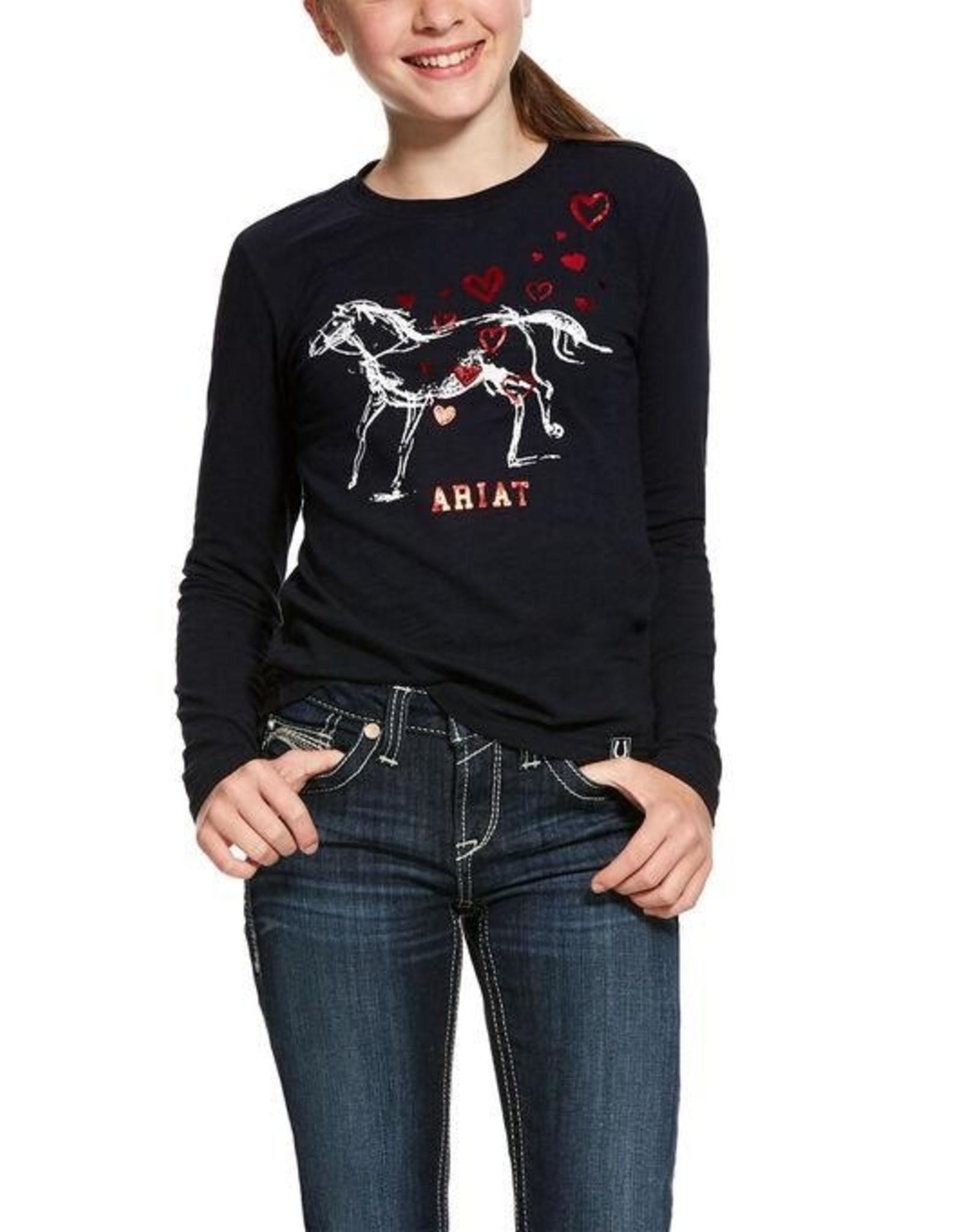 Ariat Kids' Pony Love T-Shirt