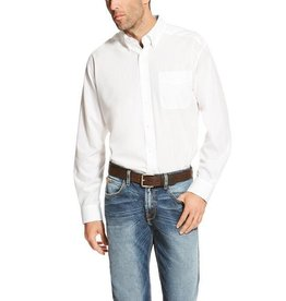 Ariat Men's Wrinkle Free Solid Shirt