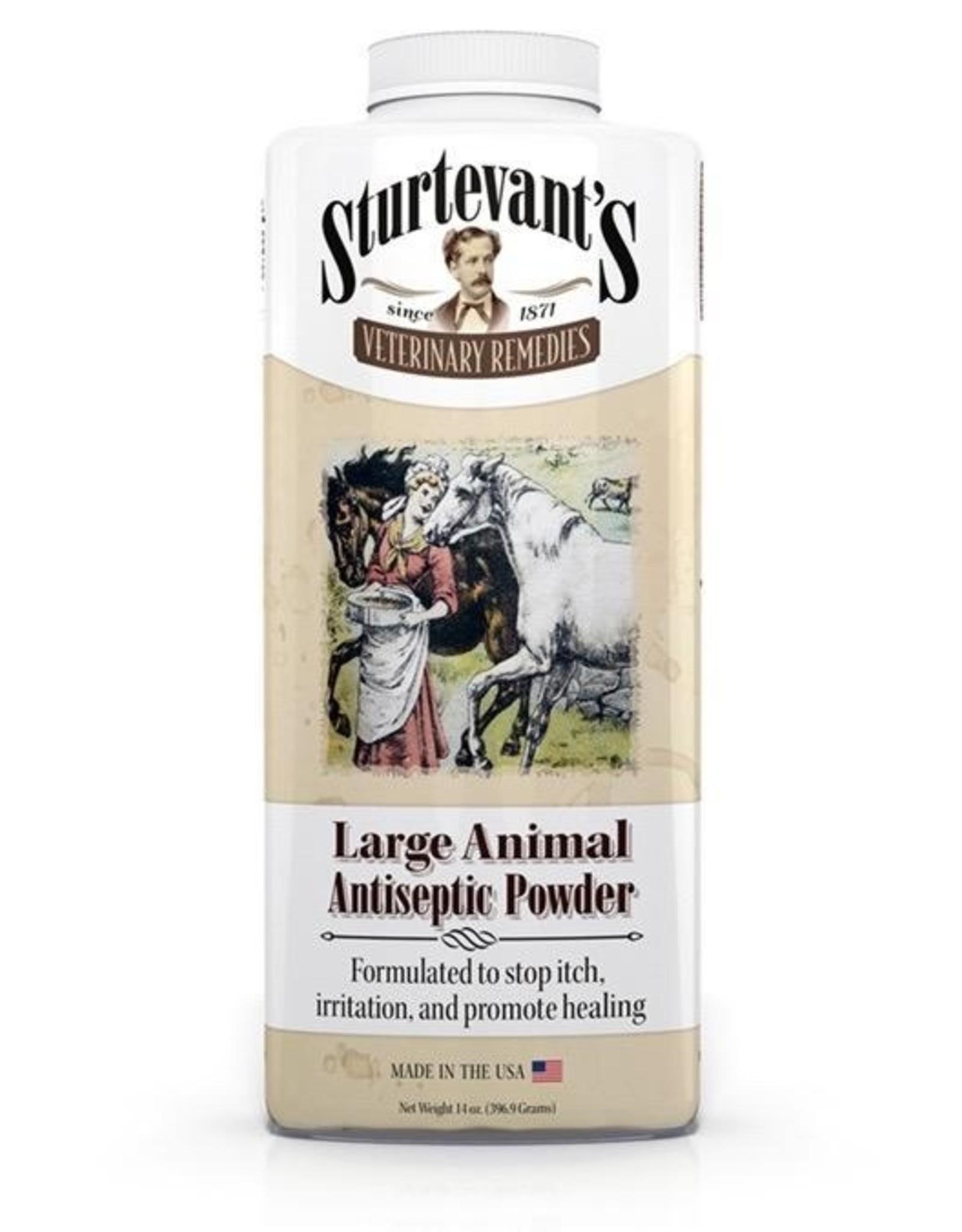 Sturtevant Sturtevant's Veterinary Antiseptic Powder - 14oz