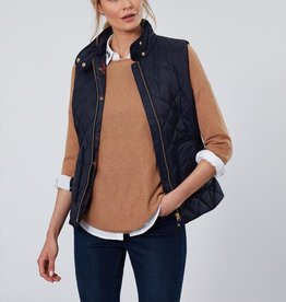 Joules Joules Ladies Brookdale Diamond Quilted Vest