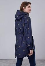 Golightly Print Waterproof Packaway Jacket