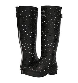 Joules Ladies' Welly Print With Adjustable Back Gusset