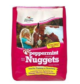 MannaPro MannaPro Peppermint Bite-Size Nuggets - 4lb