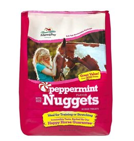 MannaPro Peppermint Bite-Size Nuggets - 4lb