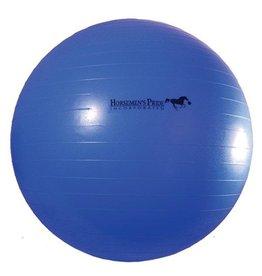 """Horseman's Pride Jolly Mega Ball - Medium 30"""" Blue"""