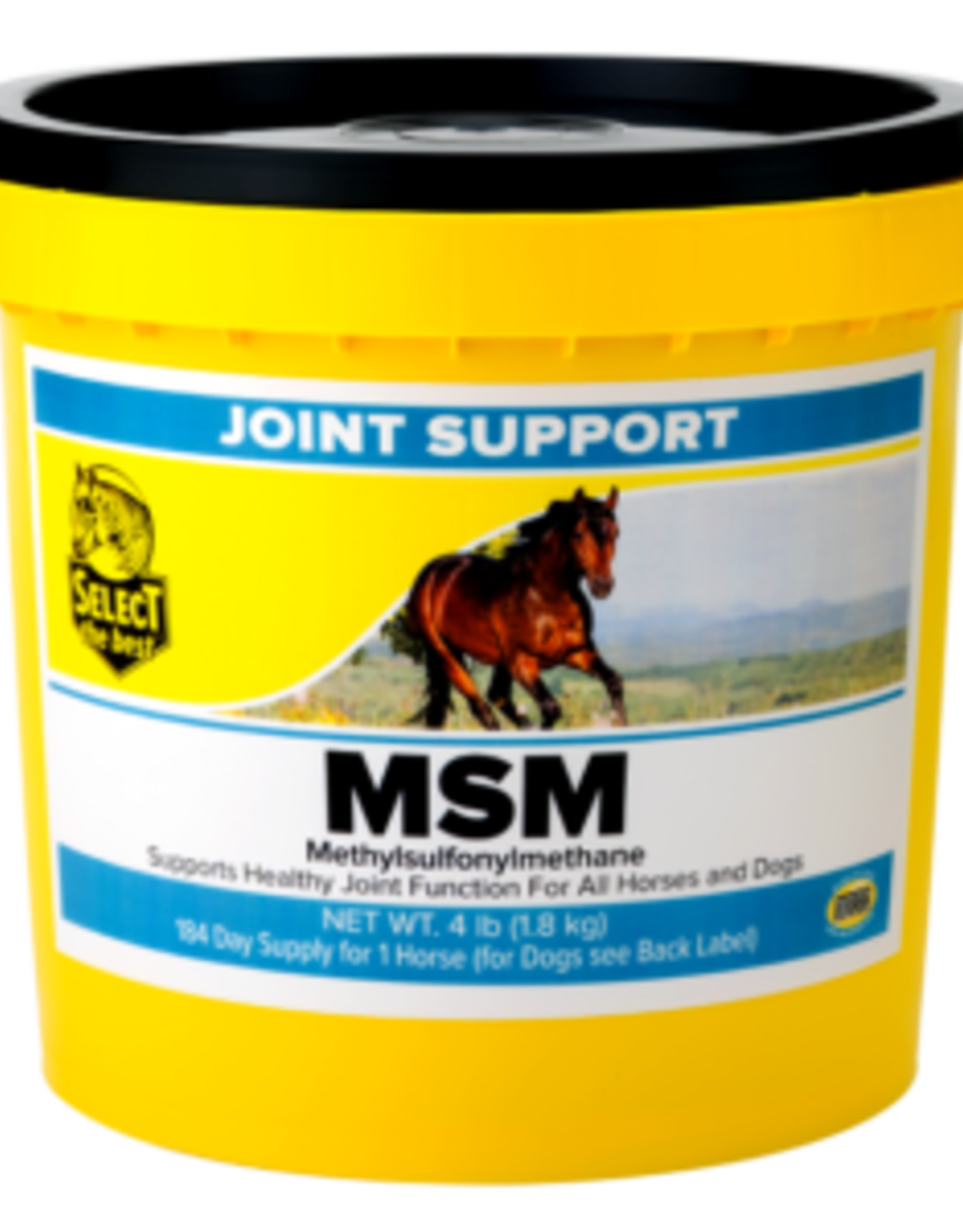 MSM Joint Support Powder - 4lb